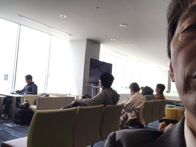 福岡空港です